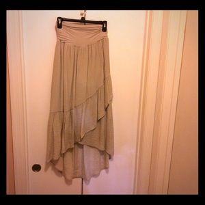 Bohemian Layered Skirt